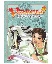 Vermonia 1 Quest For The Silver Tiger - English