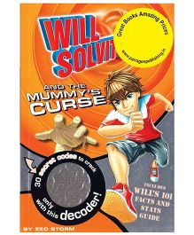Will Solvit And The Mummy's Curse Fiction Book - English