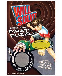 Will Solvit And The Pirate Puzzle Fiction Books - English