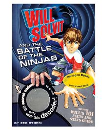 Will Solvit And The Battle Of The Ninjas Fiction Books - English