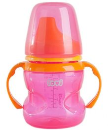 Lovi Non Spill Firm Spout Cup 150 ml (Color May Vary)