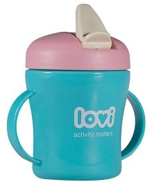 Lovi First Baby Cup Green - 200 ml