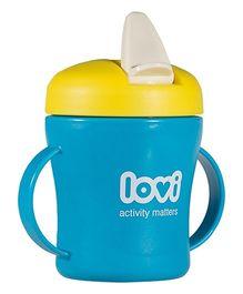 Lovi First Baby Cup Dark Blue - 200 ml