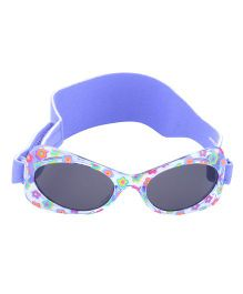 MFS Kids Lavender Flower Sunglasses