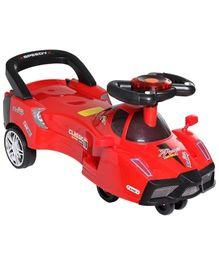 Speedy Swing Car - Red