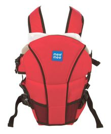 Mee Mee 4 in 1 Cozy Sling Carrier - Red