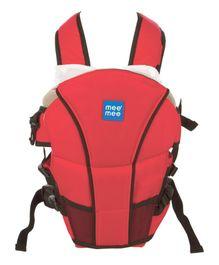 Mee Mee 4 in 1 Cozy Sling Carrier - Red