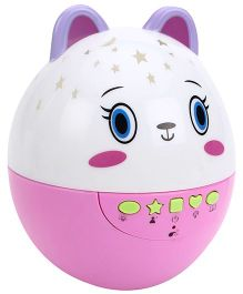 Smiles Creation Clever Egg Astral Projector - Pink And White