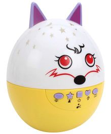Smiles Creation Clever Egg Astral Projector - Yellow And White