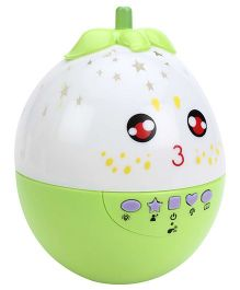 Smiles Creation Clever Egg Astral Projector - Green And White