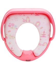 Mee Mee Potty Seat With Handles Multi - Pink