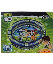 Toyzone Ben10 3 Ring Pool