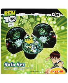 Toyzone Ben 10 Sofa Set With Chair & Table