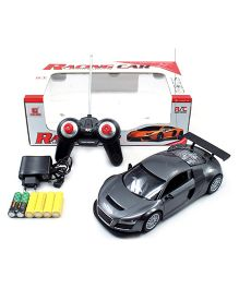 Brunte Remote Control Car With Rechargeable Battery - Grey