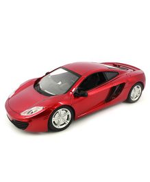 Brunte Remote Control Car With Rechargebal Battery - Red