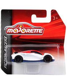 Majorette Friction Razers Cars - White