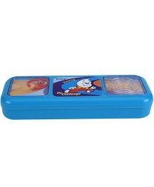 Pratap Hy Challenge Pencil Box - Blue