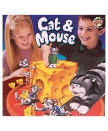 Kreative Box Cat And Mouse Board Game