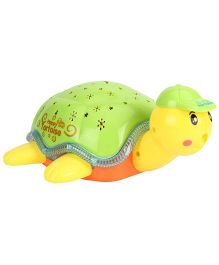 Smiles Creation Turtle With Projection - Green