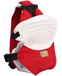 Mee Mee 6 In 1 Baby Carrier - Red