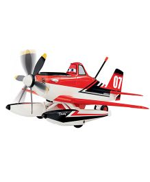 Majorette RC Driving Plane Fire And Rescue Dusty