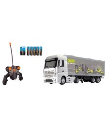 Dickie Rc Mercedes Actros - Grey