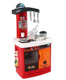 Smoby Bon Appetit Kitchen - Red