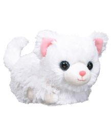Simba The Happy's Pet Mittens White - Height 5.75 inches