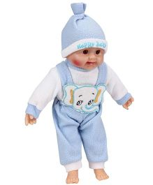 Smiles Creation Laughing Doll - Sky Blue