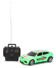 Kumar Toys Remote Controlled Car - Green