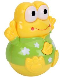 Playmate Frog Puzzle Tumbler - Yellow