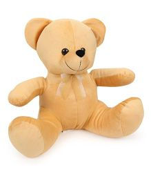 Funzoo Bizzy Bear Soft Toy Light Brown - Height 11 Inches