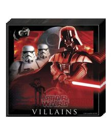 Disney Star Wars Paper Napkins - 20 Pieces