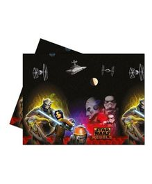 Star Wars Rebels Plastic Tablecover