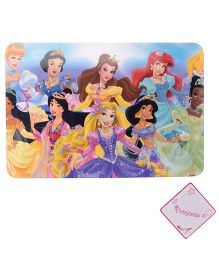 Kidoz Princess Print Mat And Coaster - Multicolour