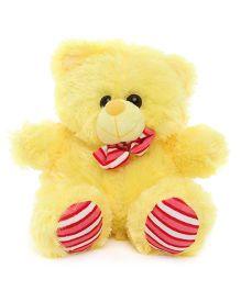 Funzoo Dorris Bear Soft Toy Yellow - 26 cm