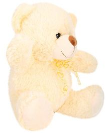 Funzoo Fuzzy Teddy Bear Cream- Height 12 Inches