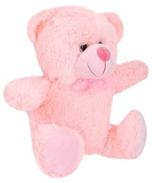 Funzoo Fuzzy Teddy Bear Pink - Height 12 Inches