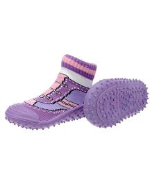Skidders Cool Sneaker - Purple