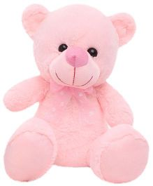 Funzoo Teddy Bear Pink - Height 10 Inches