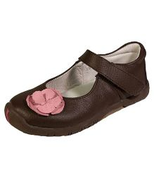 Rileyroos Fiona In Chestnut Baby Shoe - Brown