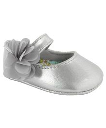 Baby Deer Crawling Stage Skimmer - Silver