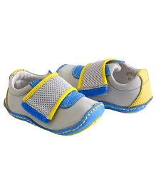 Rileyroos Raegan in Blast Baby Shoe - Blue