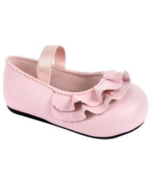 Baby Deer Walking Shoe - Pink