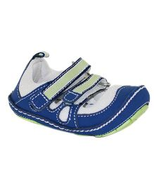 Rileyroos Dakota In Surfer Baby Sandal - Blue