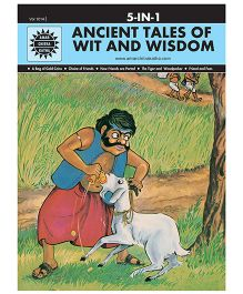 Ancient Tales Of Wit And Wisdom - English