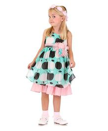 Bonny Billy & Blue Dress - Blue And Pink