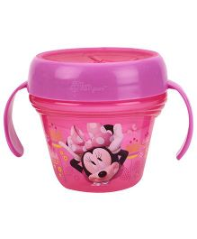 Disney International Minnie Snack Bowl Pink Purple - 240 ml