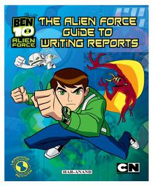 Ben 10 The Alien Force Guide to Writing Reports - English