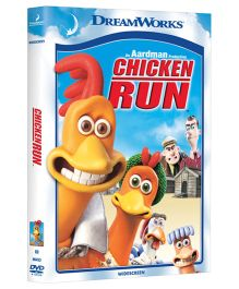 Chicken Run DVD - English
